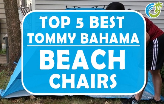 Tommy Bahama Beach Chairs