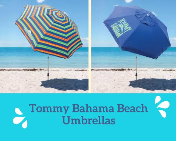 Best Tommy Bahama Beach Umbrellas Review