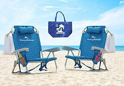 Tommy-Bahama-Backpack-Cooler-Chair-with-Storage-Pouch-and-Towel-Bar