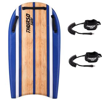 THURSO SURF DuoSlider 45'' Bodyboard with Handles Two Person EPS Core